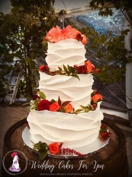 See Lorelie's Wedding Cakes