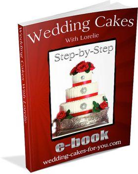wedding cake book