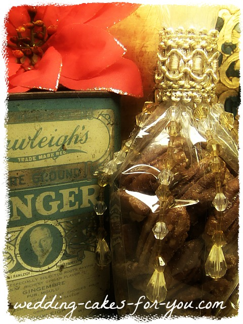 Bag of Spiced Pecans