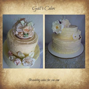 Gails Wedding Cakes