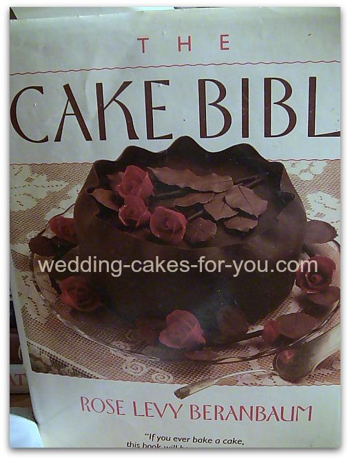 Cake Bible Book