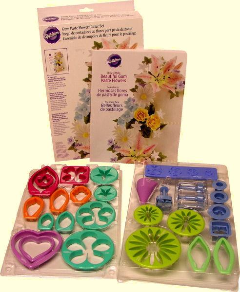 Wilton Gum Paste Flower Kit