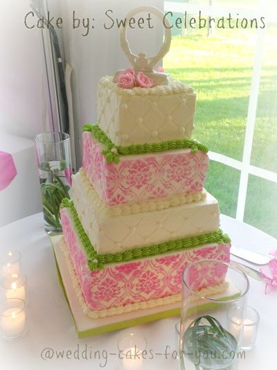 Wedding Cake By Tammy Robinson