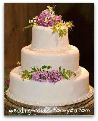 White Wedding Cake Recipe For White Wedding Cakes