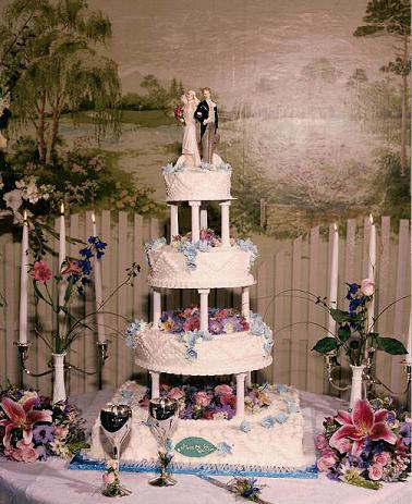 witon wedding cake design