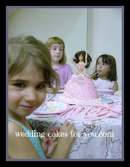 Princess cake for Tessa