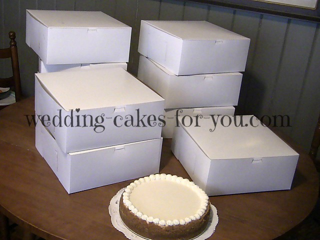 cheap wedding cake boxes wedding cake supplies and cake decorating supplies 2668