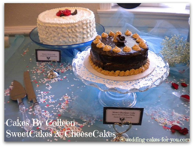 cakes by Colleen Charles