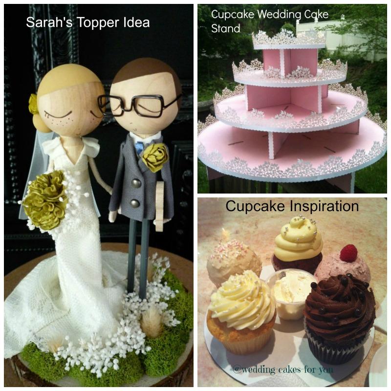 Cupcake Wedding Cakes: Cupcake Tiered Wedding Cake A Sweet Alternative