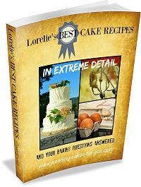 Lorelie's best cake recipes ebook