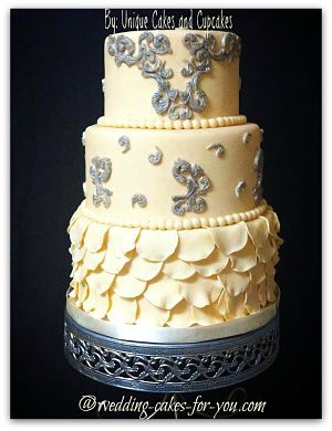 Wedding Cakes Pictures And Cake Decorating Ideas From Craftspeople Worldwide