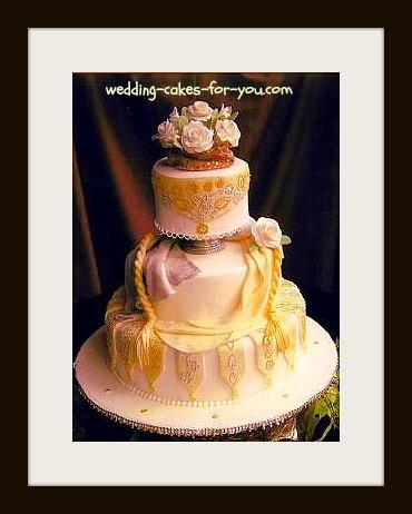 Wedding cake award winning