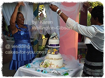 Unveiling the Cake