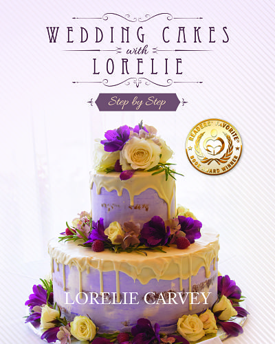 book about making wedding cakes