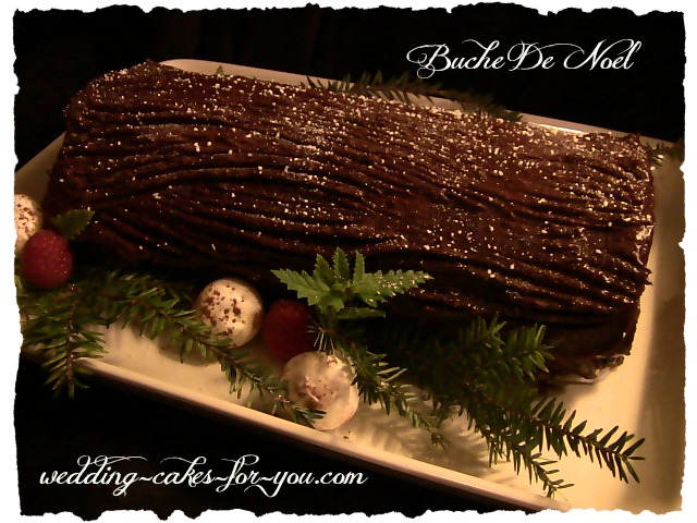 Yule Log Buy Cake