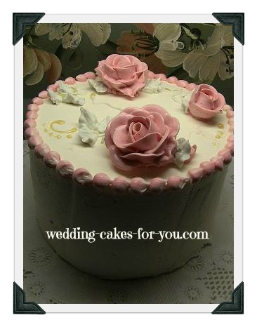 wedding cake icing roses easy butter frosting with only three ingredients 22882