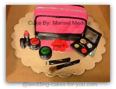 Makeup Bag For A Friend