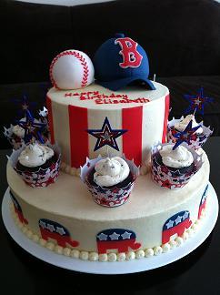 Cake By Dawn Gullusci
