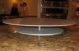 Cake Stackers turntable
