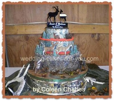 Camo Wedding Cakes.Camouflage Cake