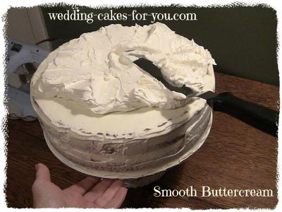 Smooth Buttercream