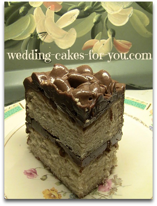 how to make chocolate fudge wedding cake chocolate fudge icing is easy icing to make for an amazing 15922