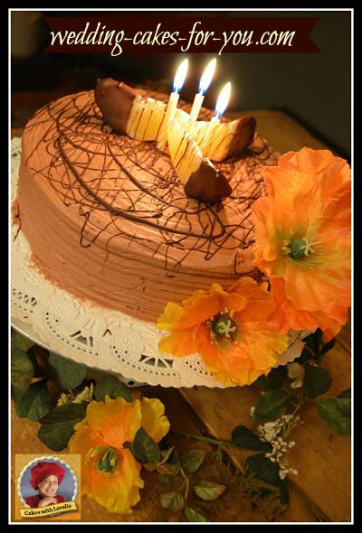 Chocolate orange cakek recipe