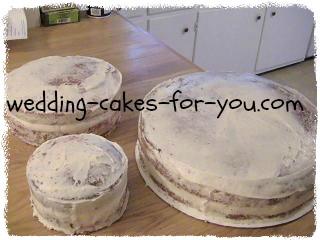 Crumb Coated Cakes