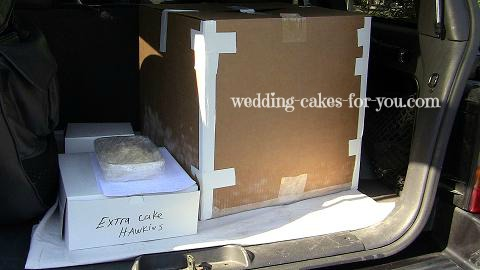 Dry Ice For Transporting Cakes