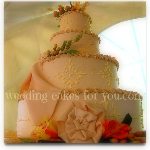 Wedding Cake Designs And Creative Wedding Cake Styles To ...
