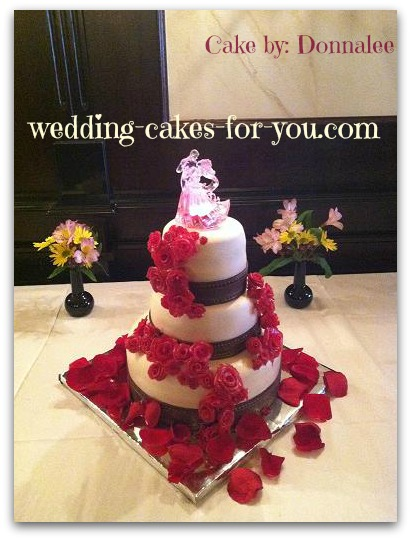 Diy bride make your own wedding cake do it yourself wedding cake by donnalee steele solutioingenieria Choice Image