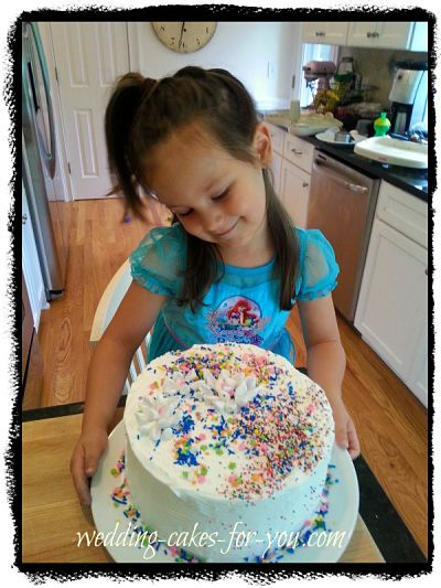 Confetti Cake Recipe
