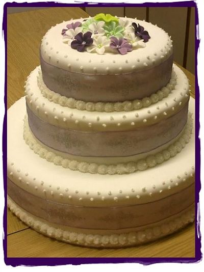 wedding cake border ideas fondant cake decorating and cake decoration guidance from 22044