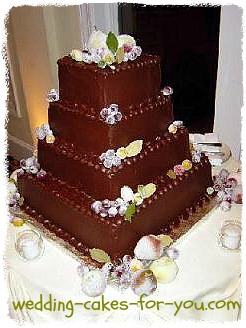 professional wedding cake recipes imagine fall wedding cakes with bright and colorful autumn 18798