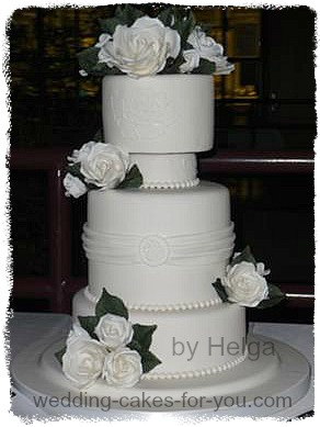 Beautfiul Wedding Cakes - Wedding Cake Dummy