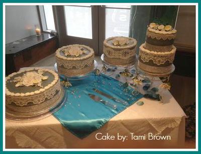 Every Bride Deserves A Wedding Cake