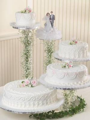 pictures of wedding cake stands floating cake stand 18468