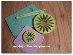 Gumpaste flower making tools