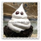 ghost cupcake Clickable Link