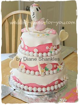 Cake Decorating Classes Chattanooga Tn : Hello Kitty Cake!!!