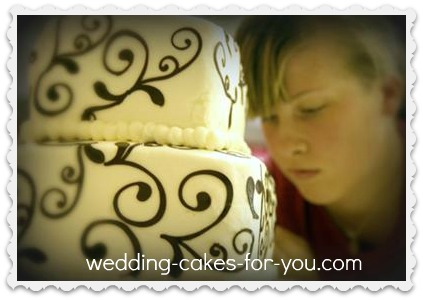 Featured cake decorator