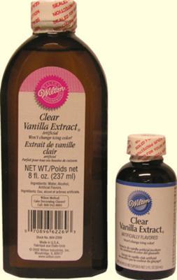 Clear Vanilla