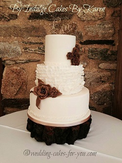 Creative Wedding Cake Designs