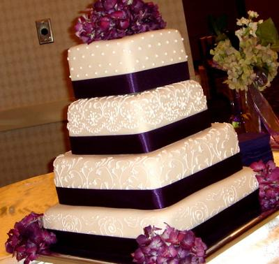 4 tier wedding cake to serve 150 layers for a 4 tier cake 10420