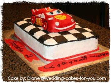 : lighting mcqueen cakes - azcodes.com