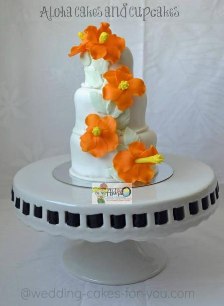 a replica of Sarahs Anniversary cake