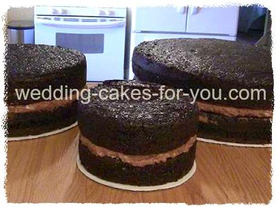 moist chocolate cake recipe for wedding cakes moist cake recipe and filling for a fondant cake 17497