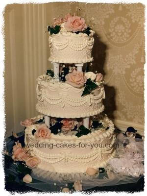 Oldfashioned Cakes And Fillings - Old Fashioned Wedding Cake