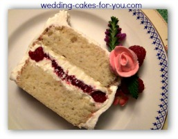 white chocolate wedding cake with raspberry filling cake filling recipes for amazing wedding cakes 27276