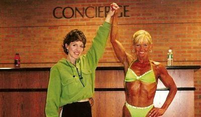 bodybuiding champion
